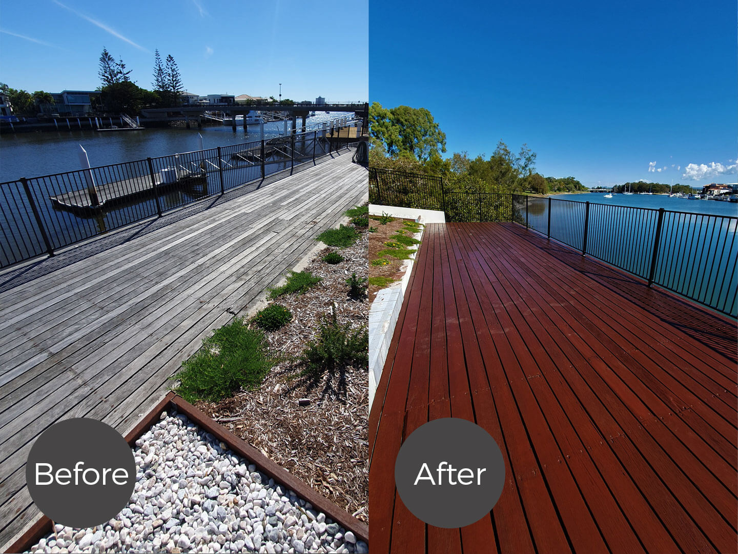 Deck Restoration Sunshine Coast