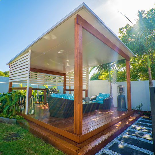 Patios & Shade Structures Twin Waters